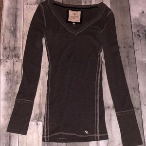 Abercrombie & Fitch Long thermal top